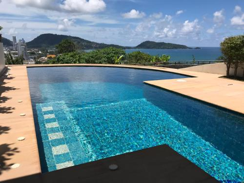 Andaman Hills Pool Seaview Andaman Hills Pool Seaview