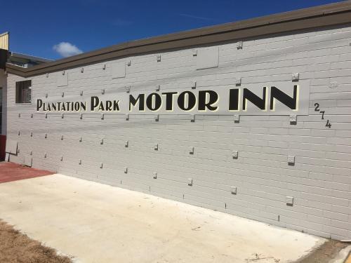 . Plantation Park Motor Inn