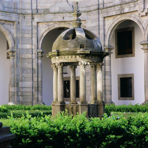 Praza do Obradoiro 1, 15705 Santiago de Compostela, A Coruña, Spain.