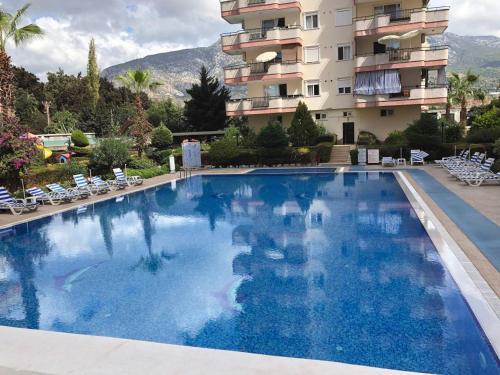 Mahmutlar Toros 5 Apartments 2+1, European Residential tatil