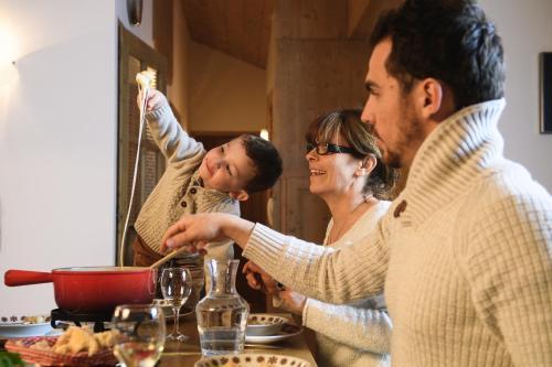 CGH Résidences & Spas Les Alpages De Champagny - Accommodation - Champagny en Vanoise