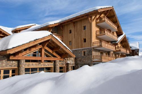 CGH Résidences & Spas Le Cristal de l'Alpe - Accommodation - Alpe d'Huez