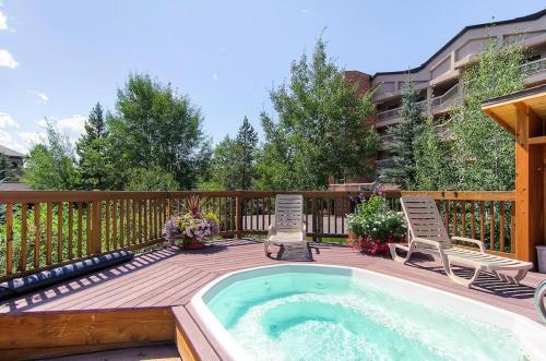 Chateau Chamonix - CX133 Condominium - Steamboat Springs, CO 80487