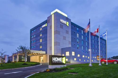 Home2 Suites By Hilton Montreal Dorval - Hotel