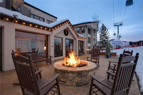 Chateau Chamonix - CX313 Condominium - Steamboat Springs, CO 80487