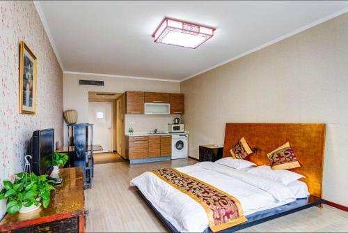 Beijing Yinxingshu Apartment photo 38