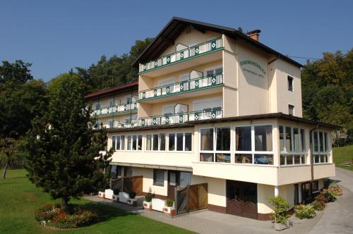 . Appartementhotel Karawankenblick
