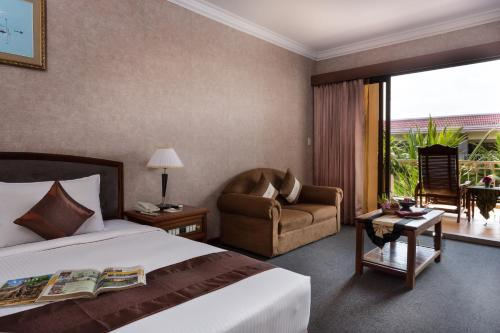 תמונות לחדר Angkor Howard Hotel