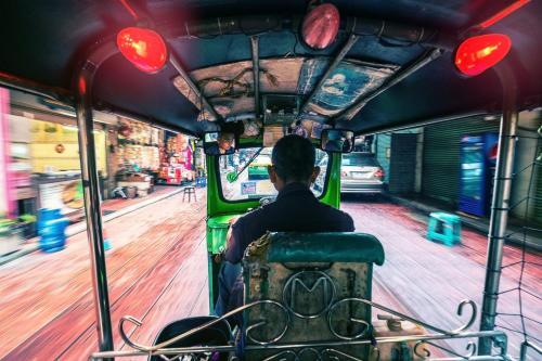 1233 Chareonkrung Road, Suriyawong, Bangrak, Bangkok, 10500, Thailand.