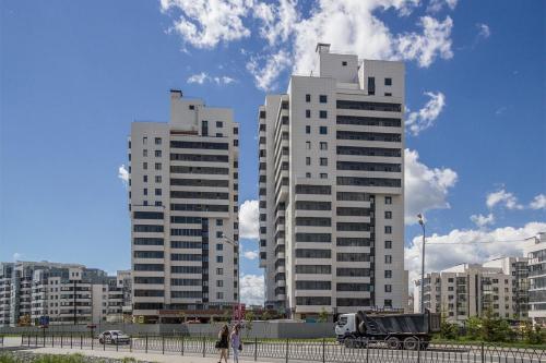 Apartments Sibgat Hakim 5 Апартаменты с видом на озеро