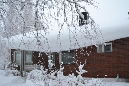 House Olkka by the river - Accommodation - Rovaniemi