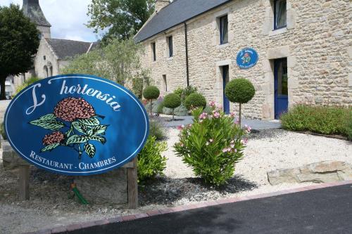 . Hôtel - Restaurant l'Hortensia
