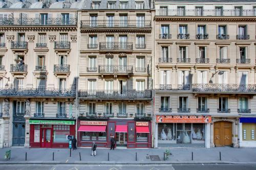 Hôtel Maubeuge Gare du Nord photo 14