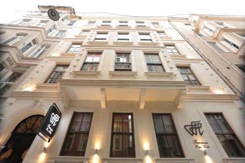 Istanbul FERMAN PERA HOTEL indirim kuponu