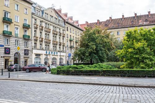 Hotel-overnachting met je hond in Savoy Wrocław - Wroc?aw - Stare Miasto