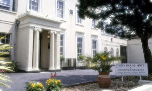 Lysses House Hotel 1