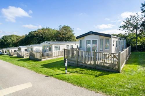 Trevella Holiday Park, Crantock, Cornwall