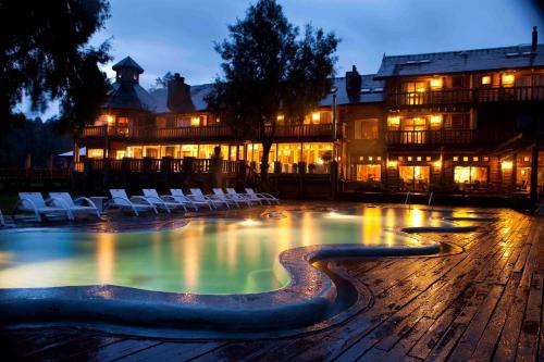 . Huilo Huilo Marina del Fuy Lodge