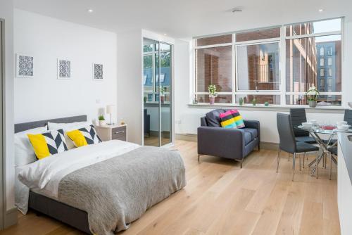 . Regents North London Apartments