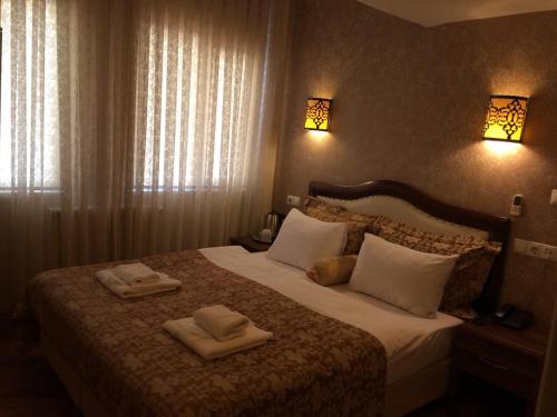 Istanbul Hotel Buhara Family Inn ulaşım
