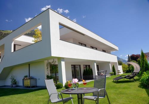 Ferienwohnungen Grafwiesen - Apartment - Laces