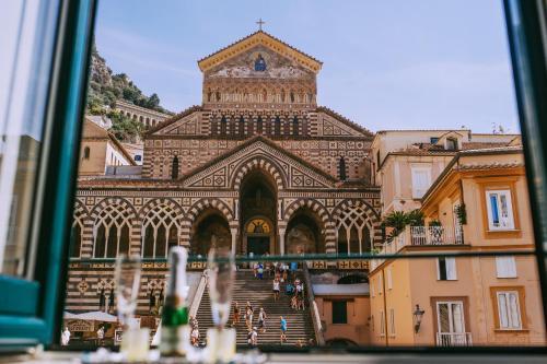 Albergo S. Andrea, Pension in Amalfi