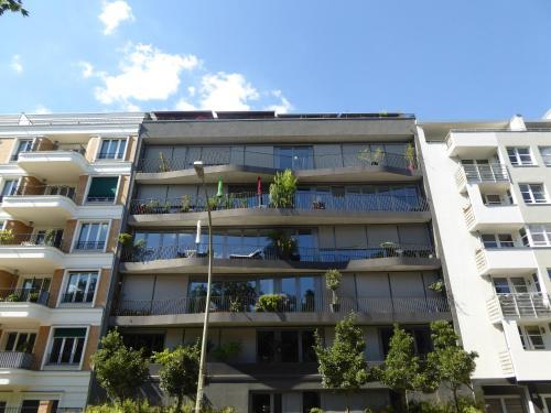 Apartments Am Friedrichshain