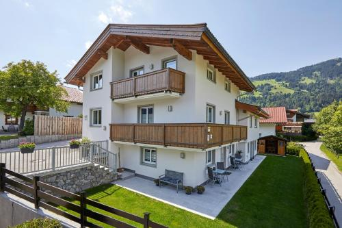 Appartments Weiss Westendorf