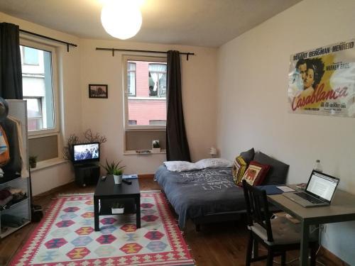 Chambre cosy Barrière/Parvis st gilles, 1060 Brüssel