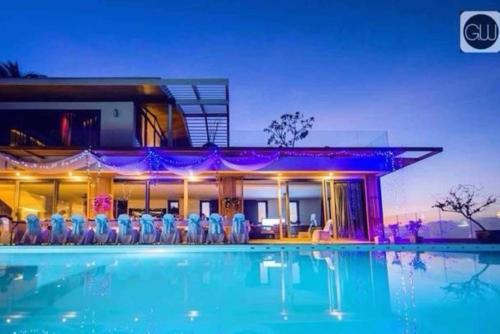8 Bedroom Sea Blue View Villa - 5 Star with Staff 8 Bedroom Sea Blue View Villa - 5 Star with Staff