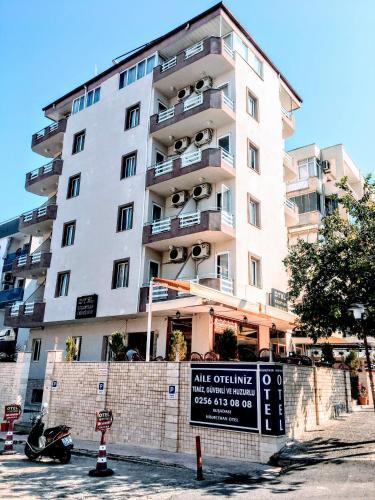 Kusadası Hikmethan Otel how to get