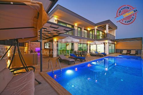 Kalkan Villa Lion online rezervasyon