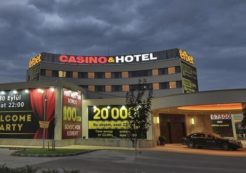 . Casino&Hotel efbet Trakya