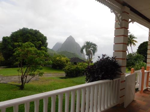 Palmiste, Soufrière, St Lucia.