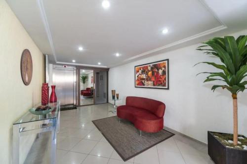 . Luxuoso Quarto E Sala Mobiliado