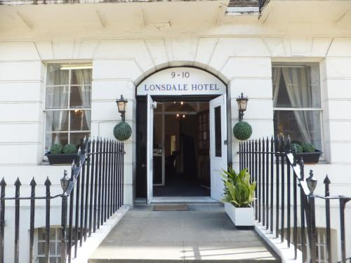 Lonsdale Hotel, London