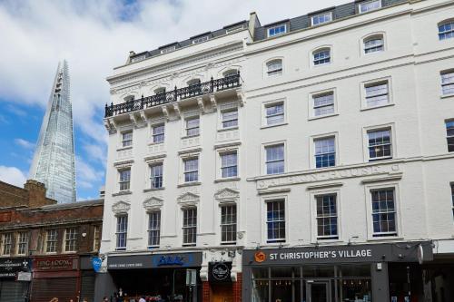 161-165 Borough High Street, Southwark, SE1 1HR, England.