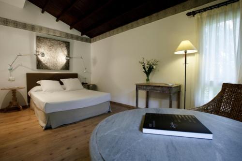 Habitación Doble de uso individual (1 adulto) - 1 o 2 camas Huerto del Cura 1