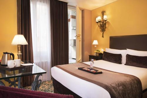 Hotel Des Deux Continents photo 18