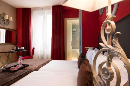 Hotel Des Deux Continents photo 22