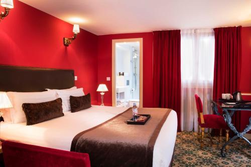 Hotel Des Deux Continents photo 28