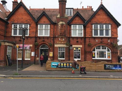 The Talbot (Bed and Breakfast)