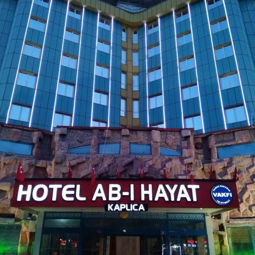 Kızılcahamam AB-I HAYAT TERMAL HOTEL rezervasyon