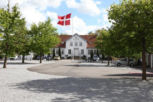 . Hotel Sonnerupgaard Manor