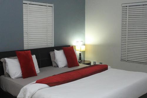 The Crib Lifestyle Hotel foto della camera