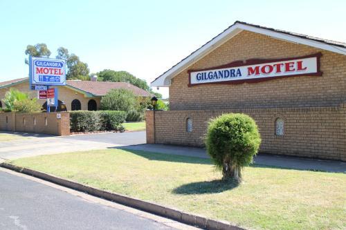 . Gilgandra Motel