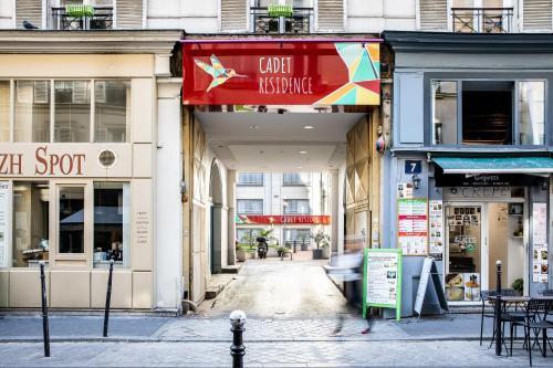 CADET Residence - Hôtel - Paris
