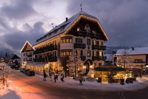 Ehrwald Hotels