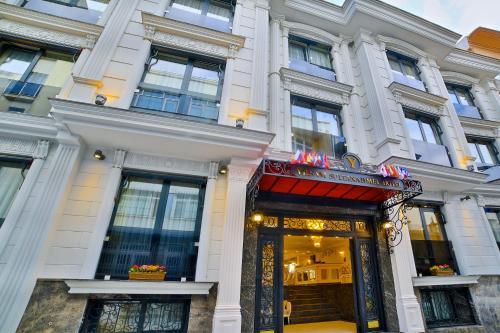 Istanbul Yılsam Sultanahmet Hotel adres