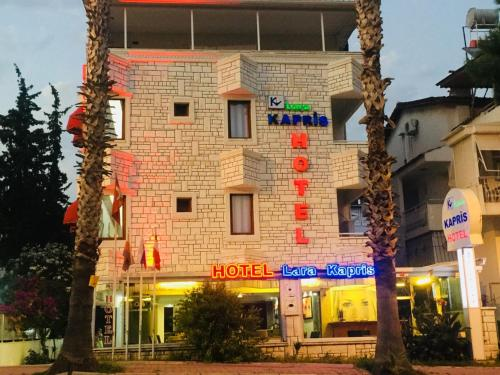 Antalya Lara Kapris Hotel online rezervasyon